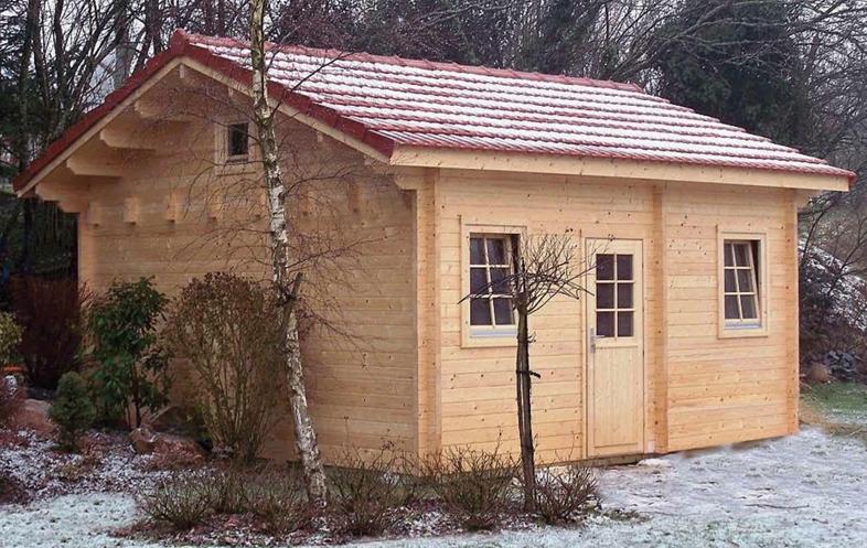 Log Pavilion Kit for Pinterest