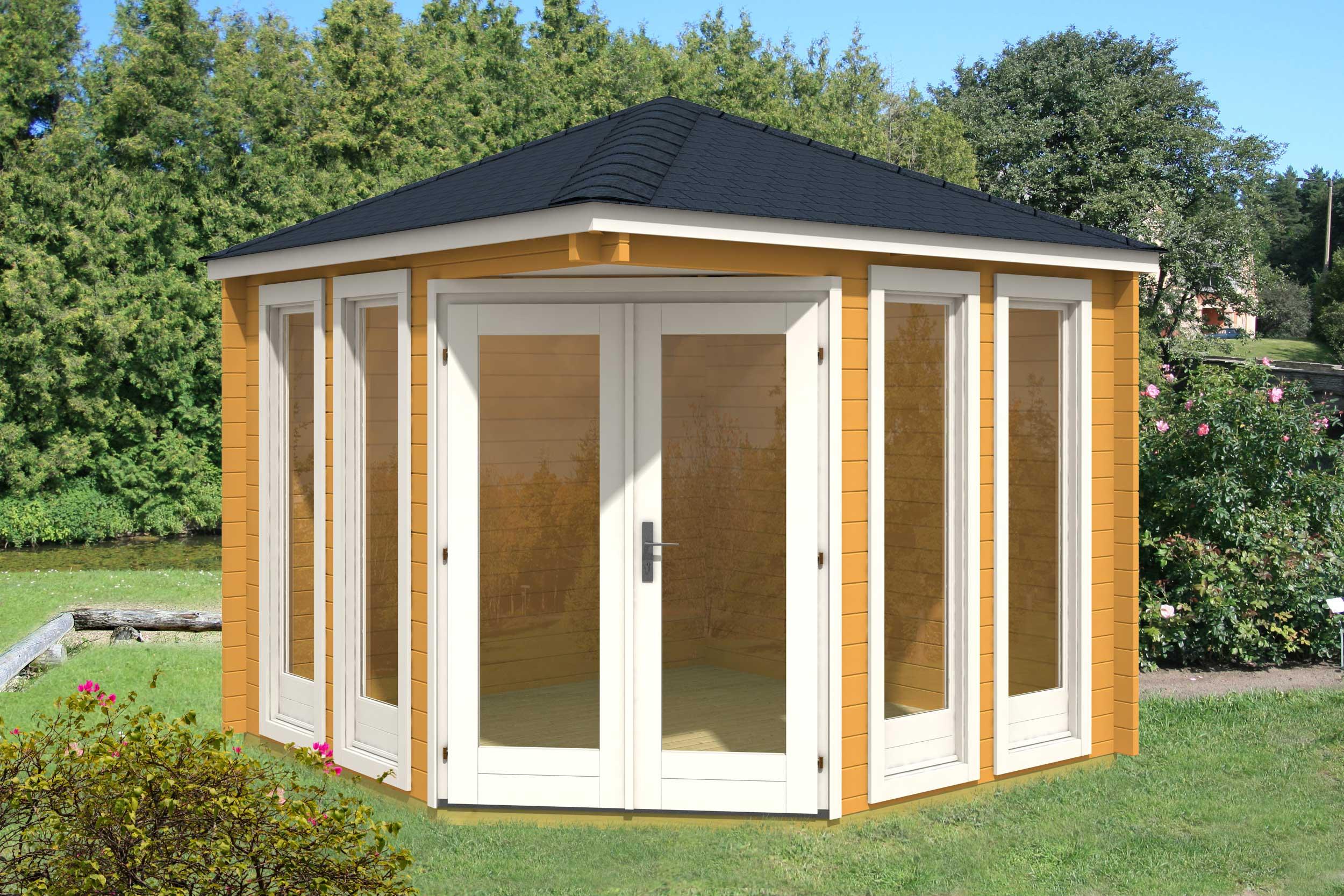 Prefabricated Gazebo Pavilion Building Kit
