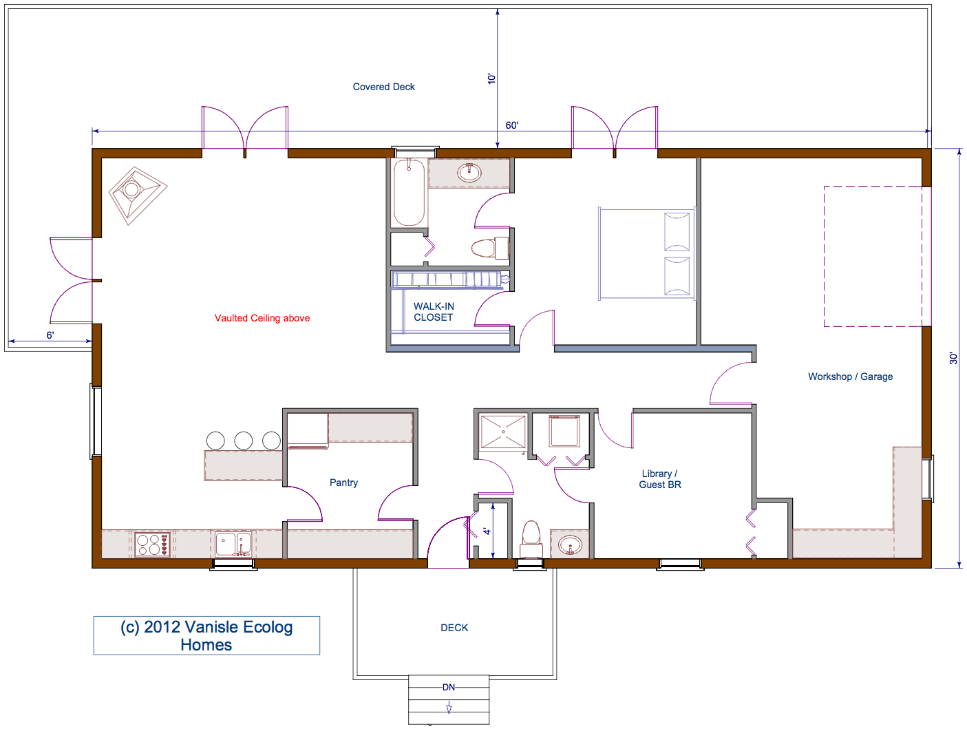 Floor Plan 3039;x6039;, 1800 sqft Single Level